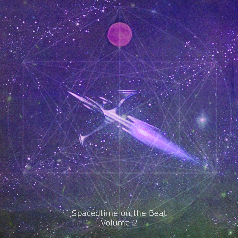 Spacedtime on the Beat (Vol. 2), by Spacedtime