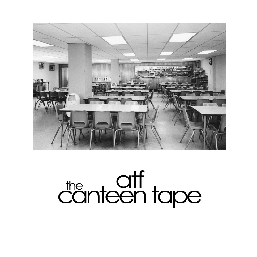 Canteen Tape, by All These Fingers