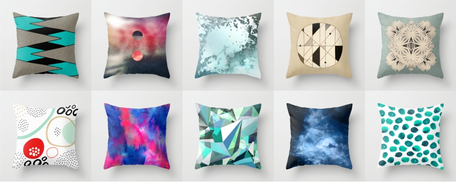 Pillow Roundup #1:Relaxation