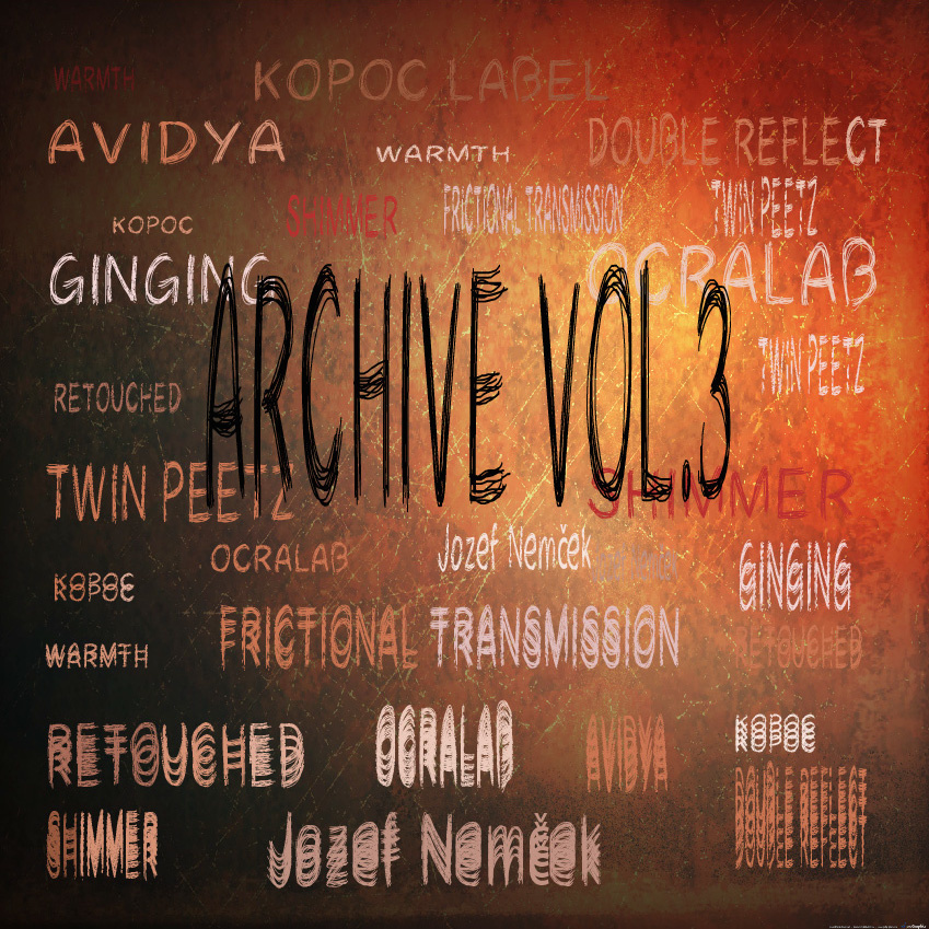 Archive Vol​.​3, by Various Artists