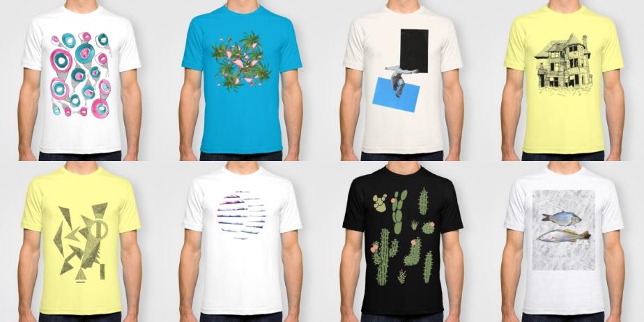 Shirt Roundup #2: Back 2Basics