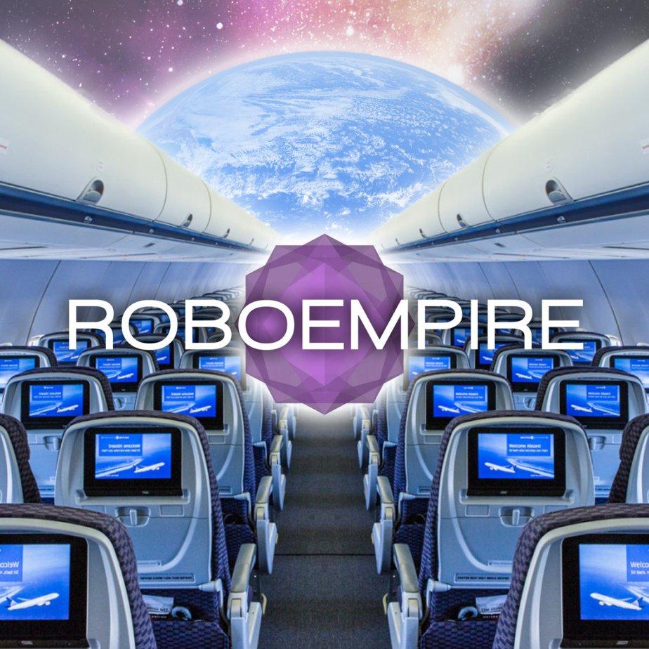 ROBOEMPIRE, by RØBØTAISEN