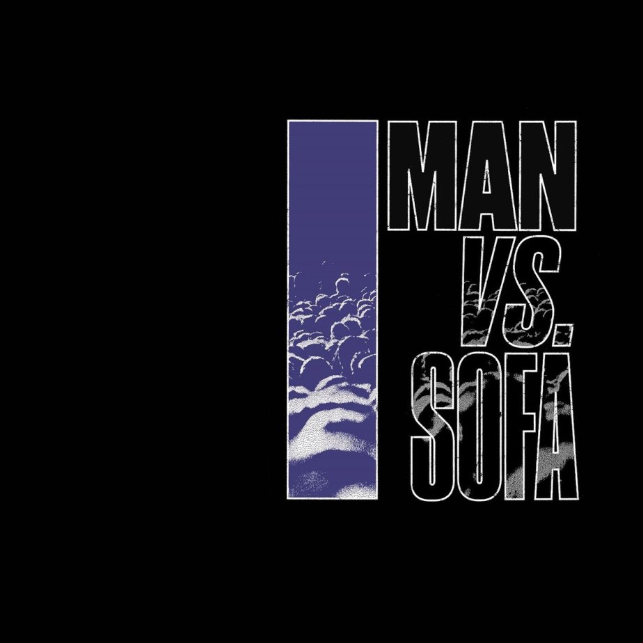 Man Vs. Sofa, by Sherwood &Pinch