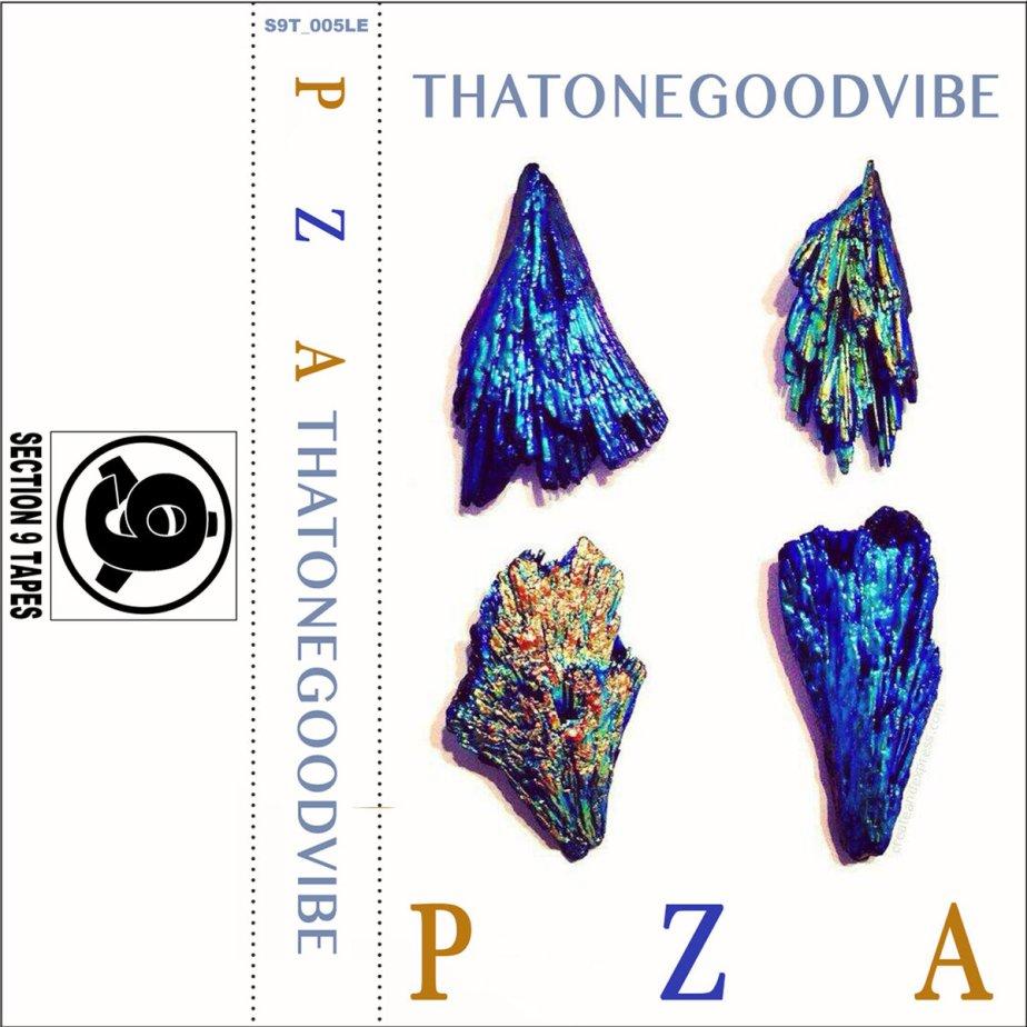 THATONEGOODVIBE, by PZA
