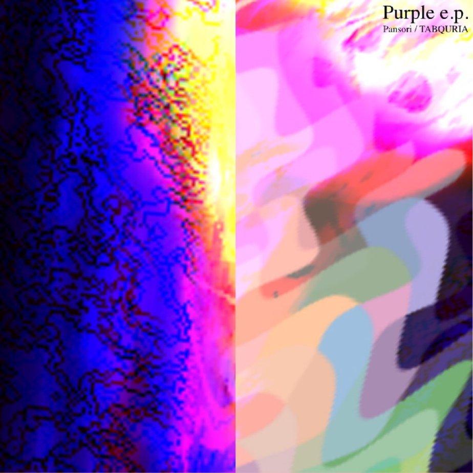 Purple e.p. by Pansori/TABQURIA