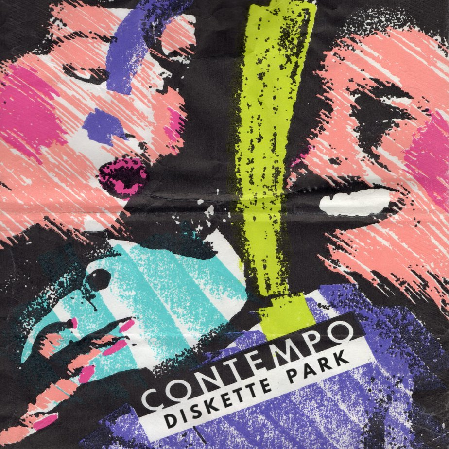 CONTEMPO, by DiskettePark