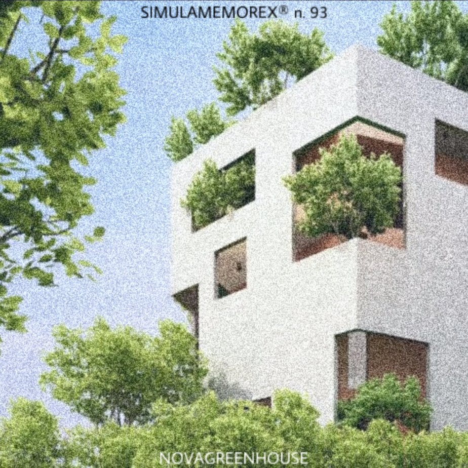 NOVAGREENHOUSE by SIMULAMEMOREX® n.93