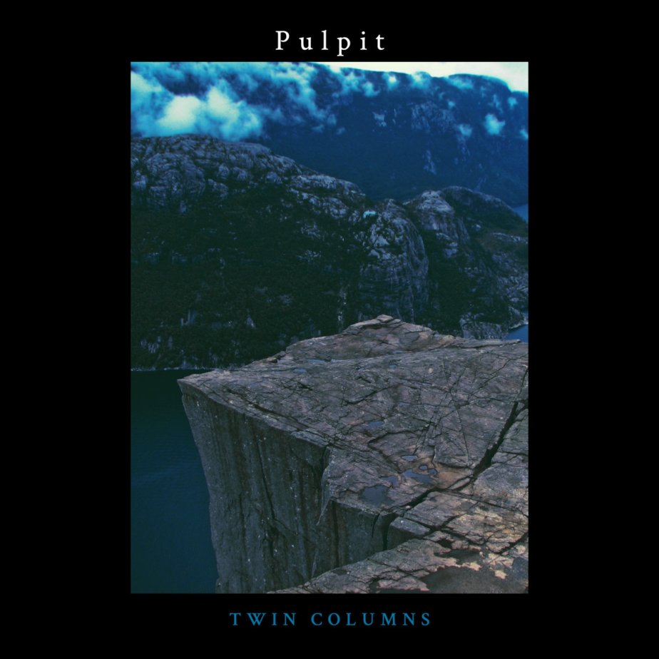 Pulpit, by Twin Columns