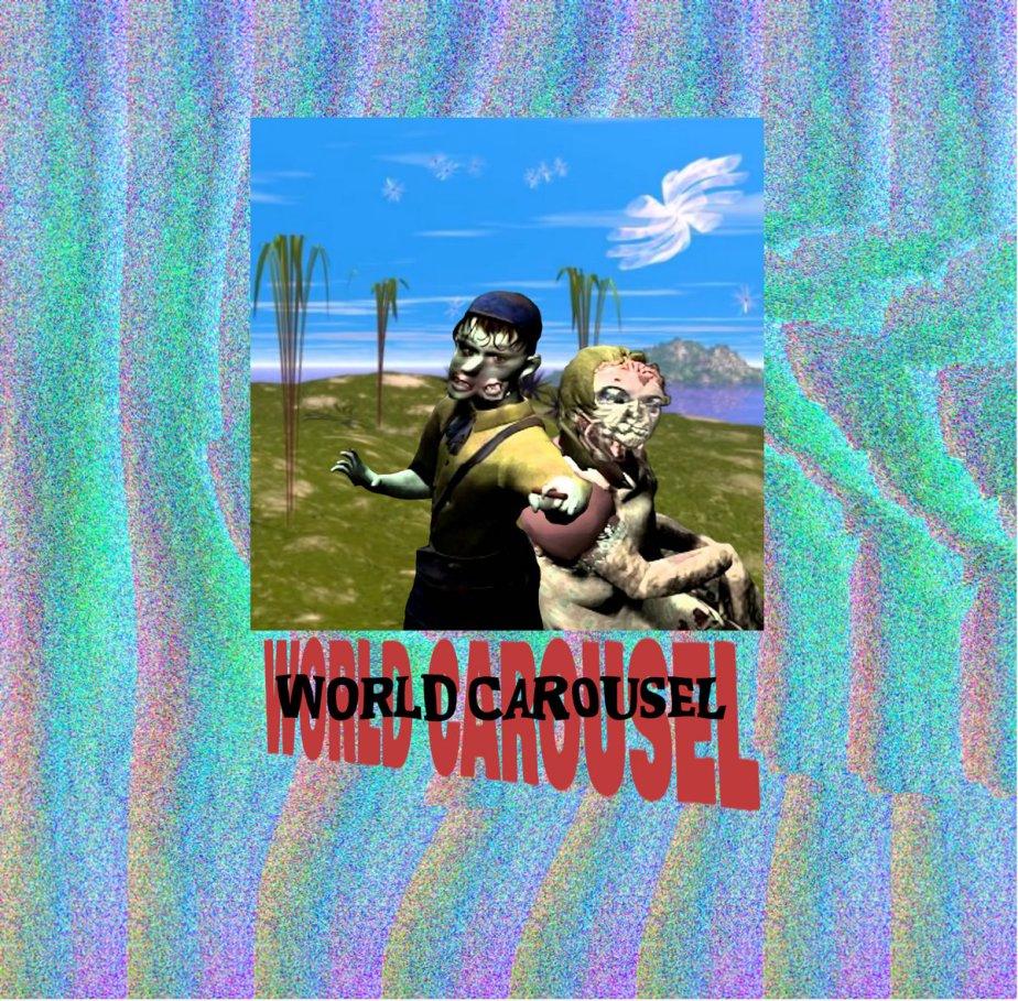World Carousel, by OrvangHalmer